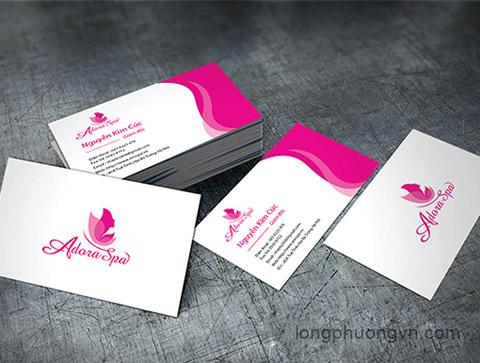 Card visit dành cho doanh nghiệp đẹp nhất