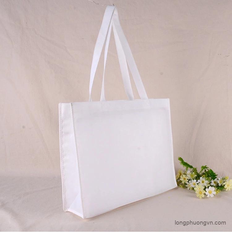 Túi vải không dệt thiết kế đơn giản nhưng rất đẹp mắt