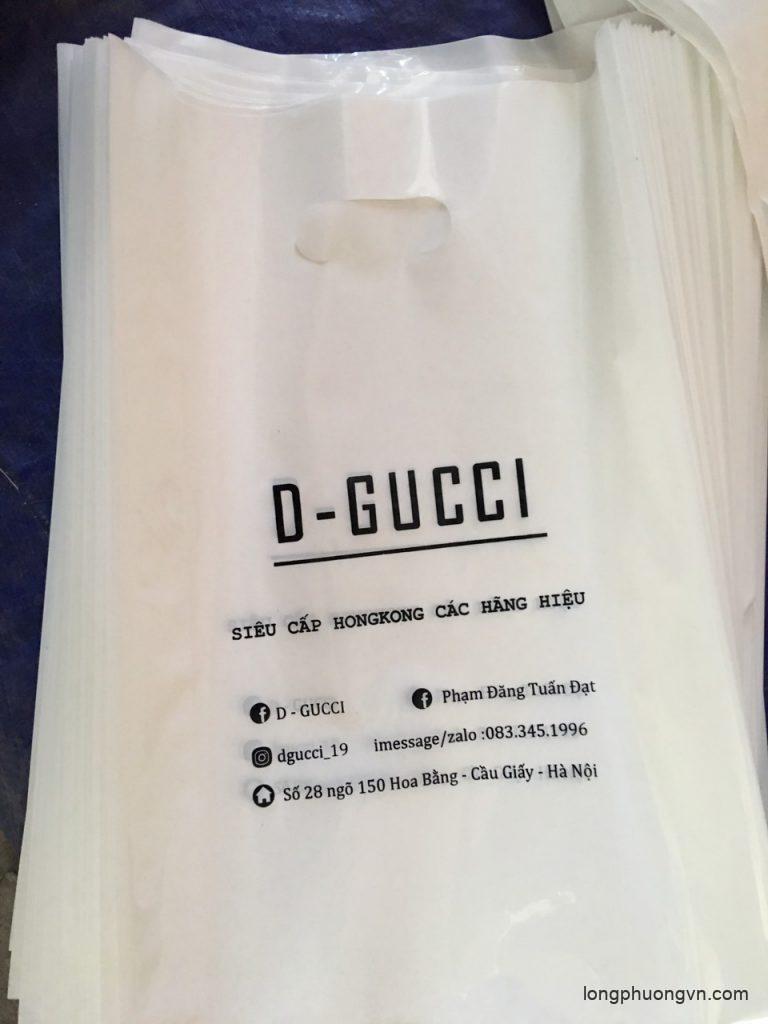 In Long Phượng chuyên cung cấp dịch vụ in túi nilon giá rẻ